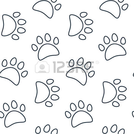 3,470 Animal Trail Stock Vector Illustration And Royalty Free.