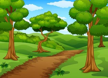 Free Dirt Road Clipart nature trail, Download Free Clip Art.