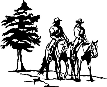 Trail Riding Supplies.
