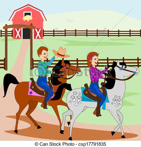 Horseback riding Illustrations and Clip Art. 3,484 Horseback.