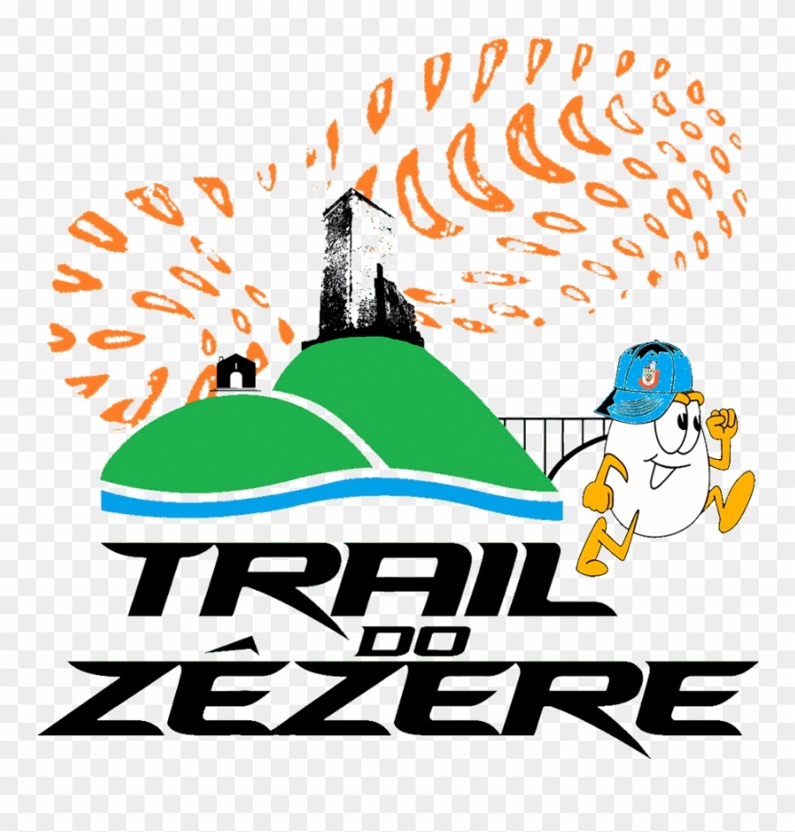 Trail Running Clipart (#1907405).