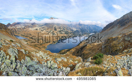 Five Peaks Stock Photos, Royalty.