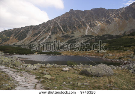 """valley Of Five Ponds"" Stock Photos, Royalty."