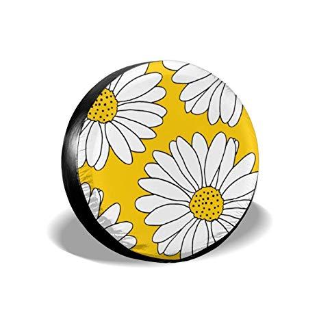 Amazon.com : Zoe Diro Yellow and White Daisies Waterproof.