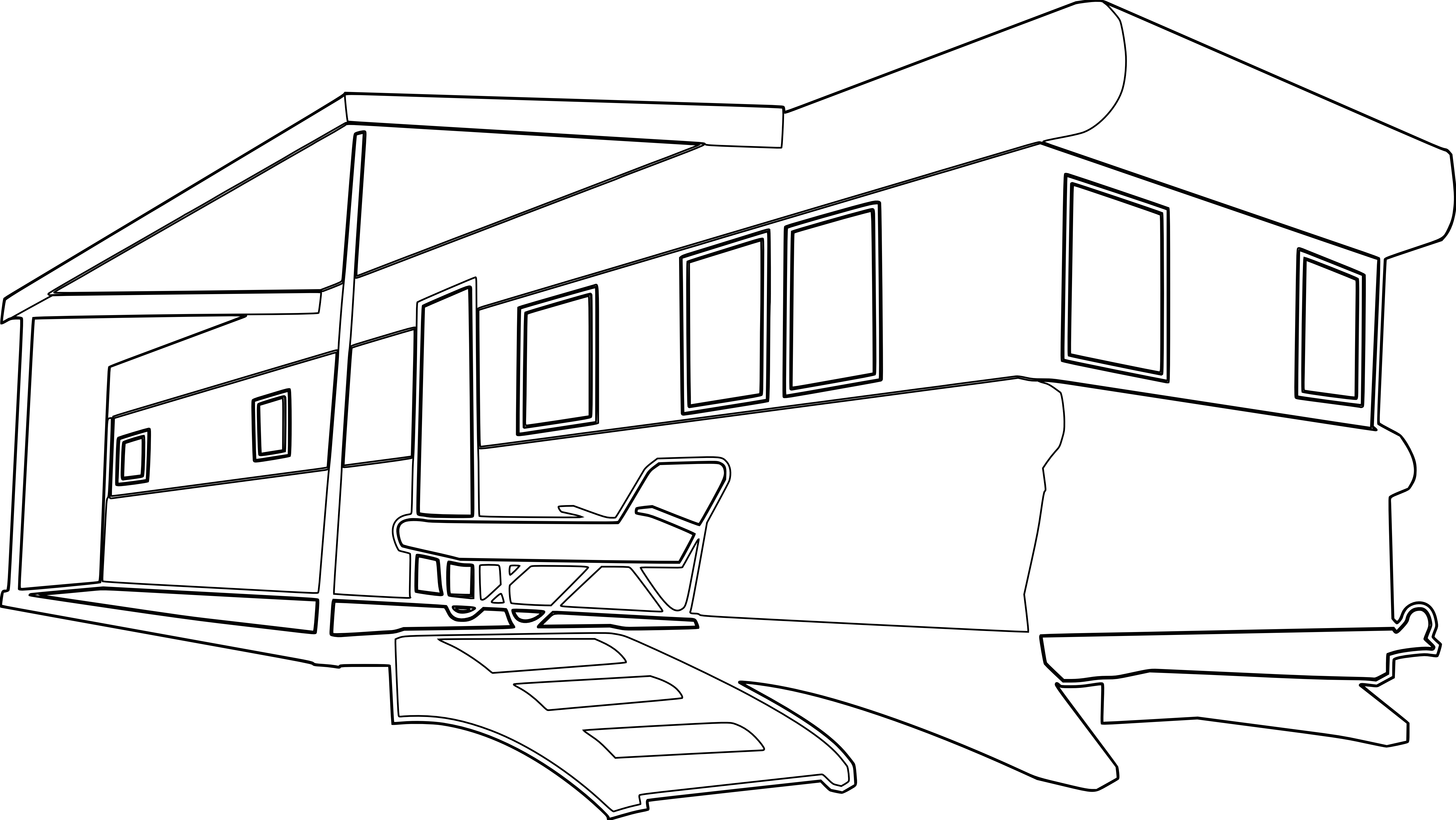 57+ Mobile Home Clipart.