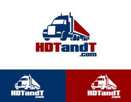 Heavy Duty Truck and Trailer website logo.