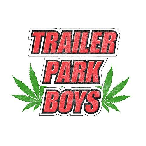 Trailer Park Boys Ricky Dope w Sleeve Logo T.