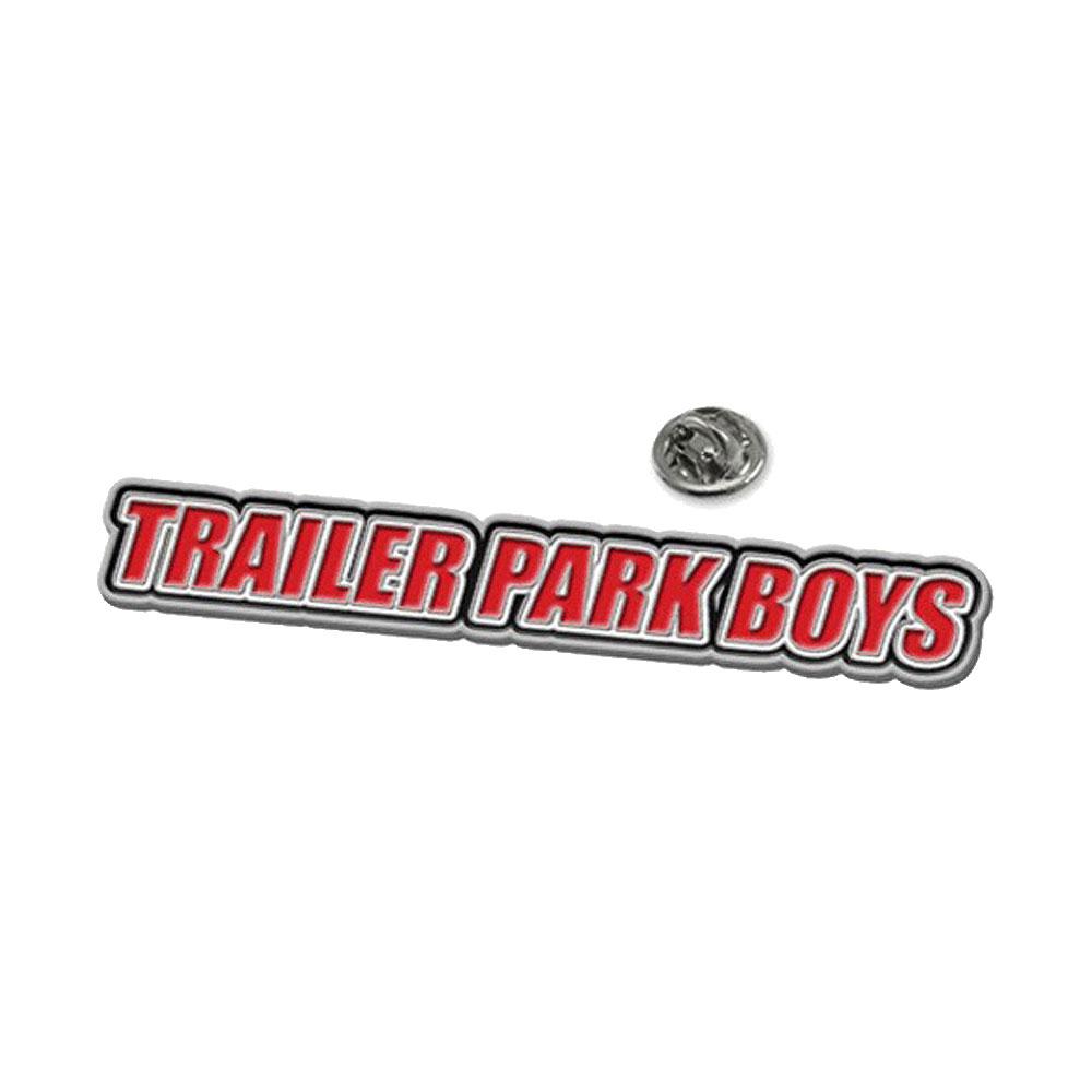 Trailer Park Boys TPB Logo Enamel Badge.