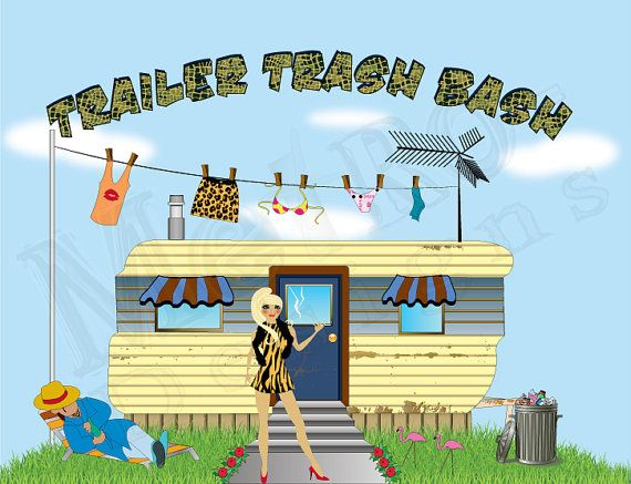 Free Trailer Trash Cliparts, Download Free Clip Art, Free.