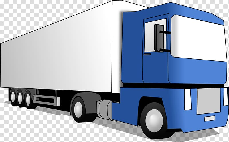 Pickup truck Car Semi.