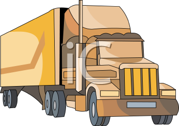 Trailers clipart.