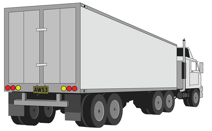 Cliparts trailers.