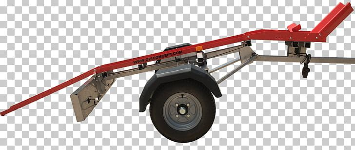 Ifor Williams Trailers Motorcycle Vehicle Ozi Concept PNG.