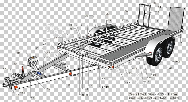 Car Boat Trailers Towing Dolly PNG, Clipart, Automotive.