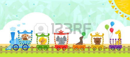 3,674 Cute Train Stock Vector Illustration And Royalty Free Cute.