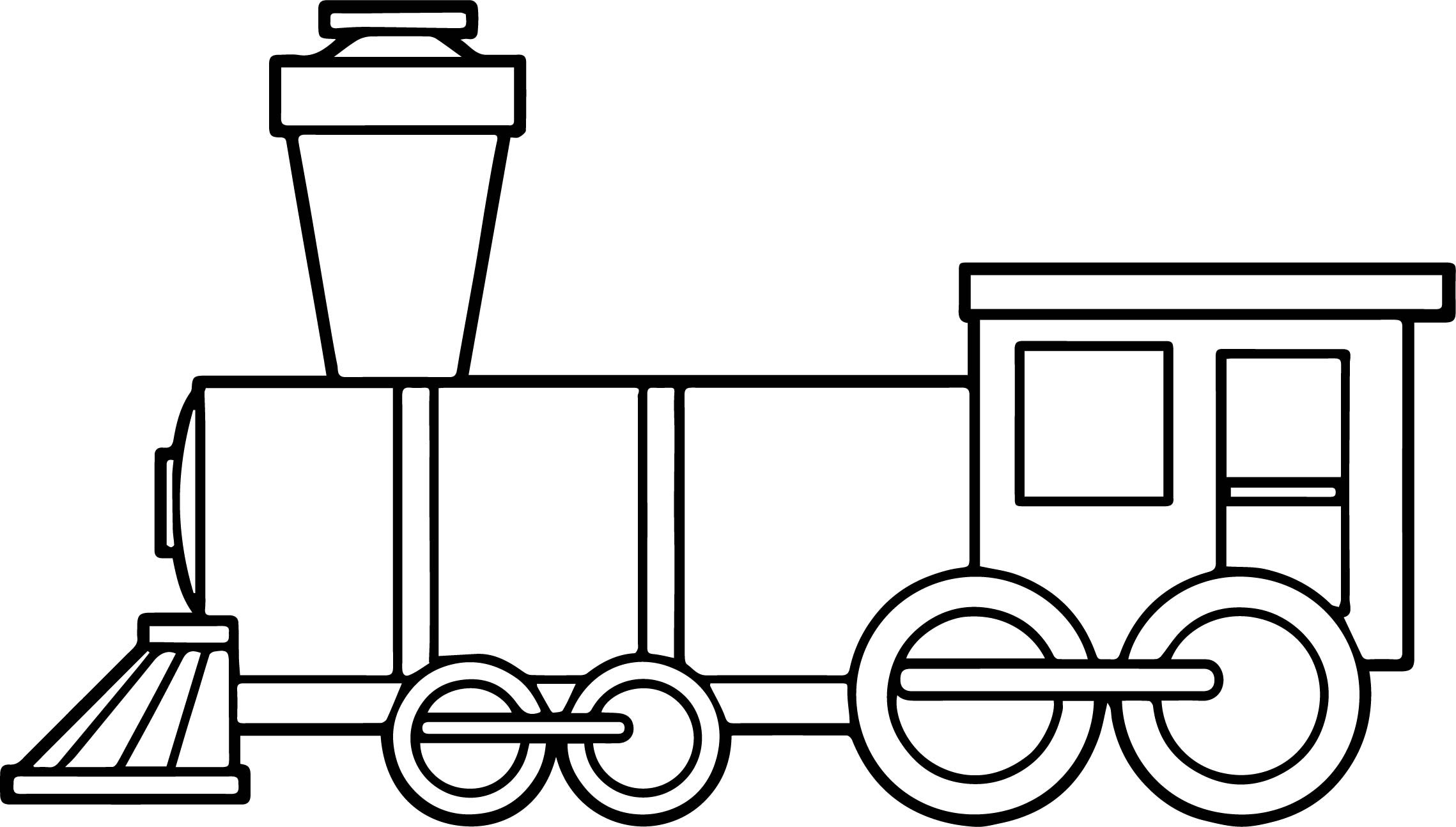 12486 Train free clipart.
