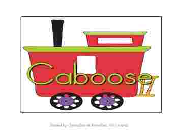 Best Cliparts: Free Clipart Train With Caboose Clip Train.