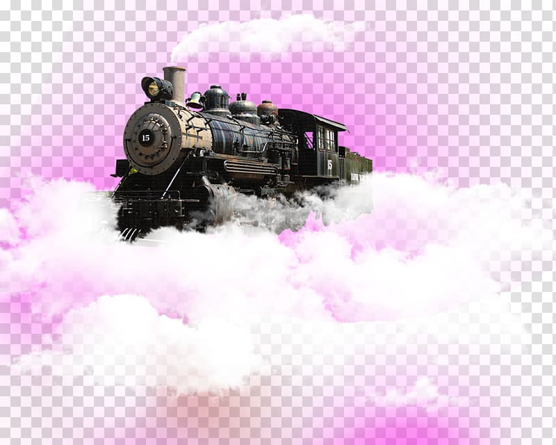 Tren a las Nubes Train Railroad car, The train on the clouds.