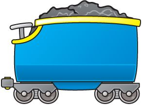 Gallery For > Train Rail Car Clipart.