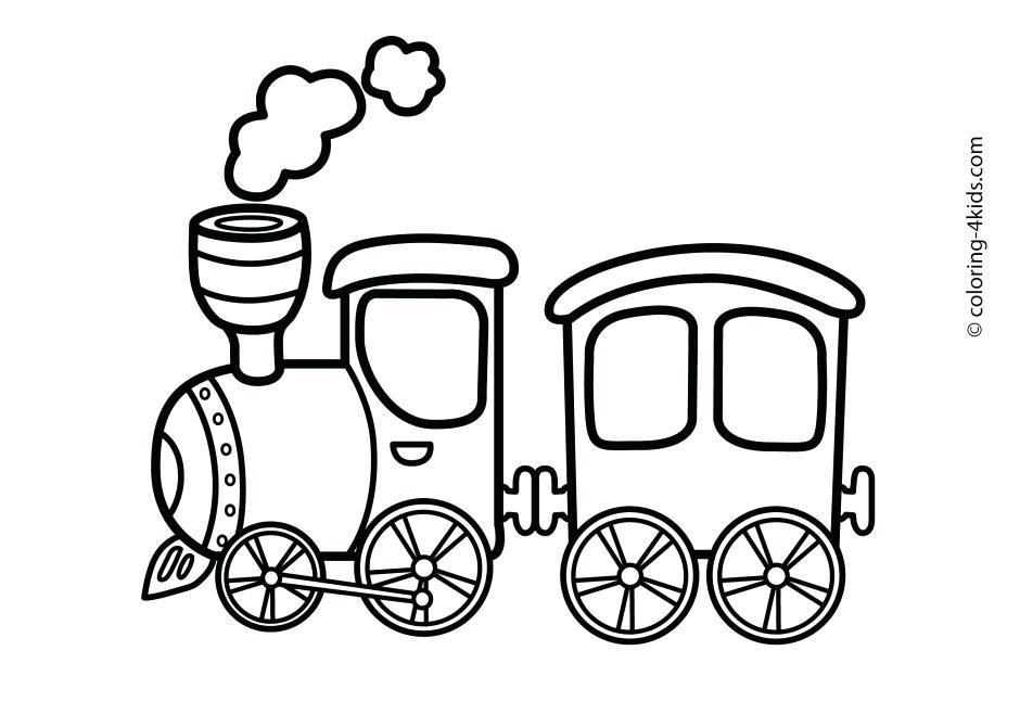 Train Clipart Toy Train Train Car Clipart Black And White.