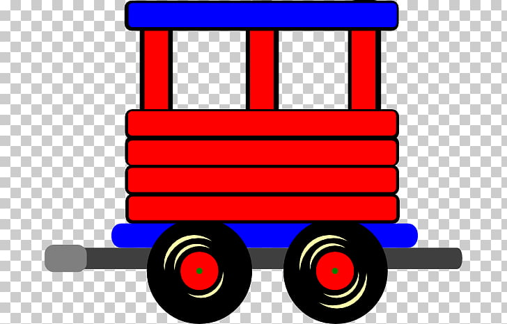 Passenger car Train Rail transport Boxcar, train PNG clipart.