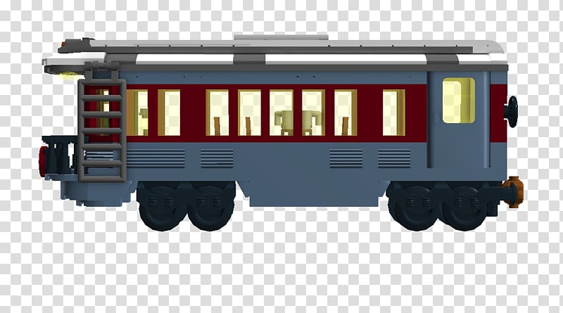 Train Railroad car Passenger car Locomotive Rail transport.