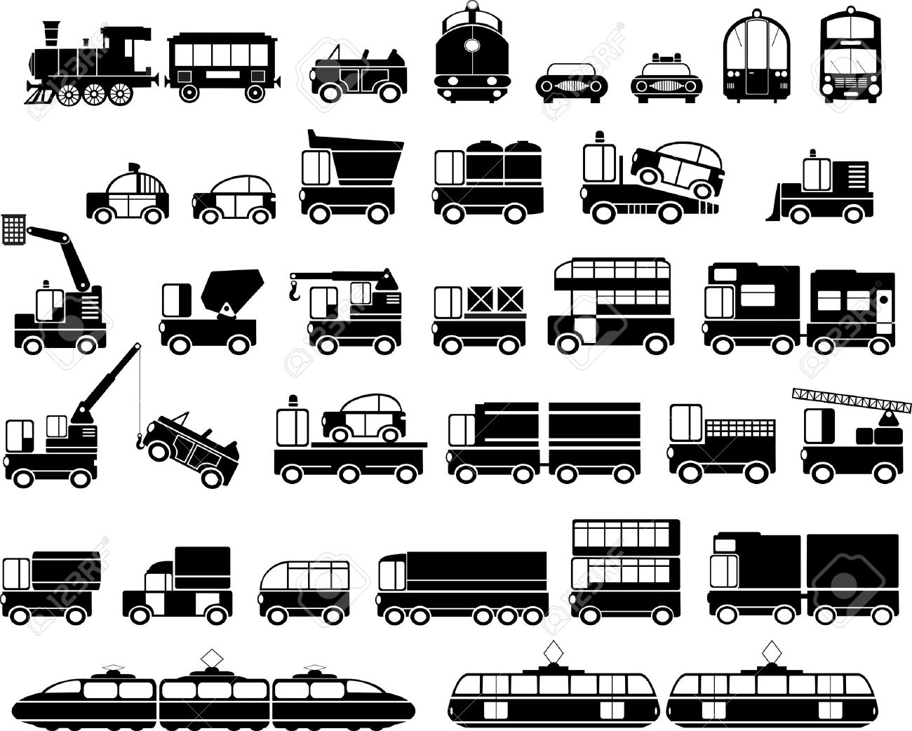 7,909 Train Engine Stock Illustrations, Cliparts And Royalty Free.