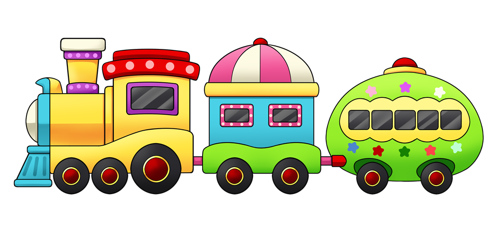 Free to Use & Public Domain Train Clip Art.