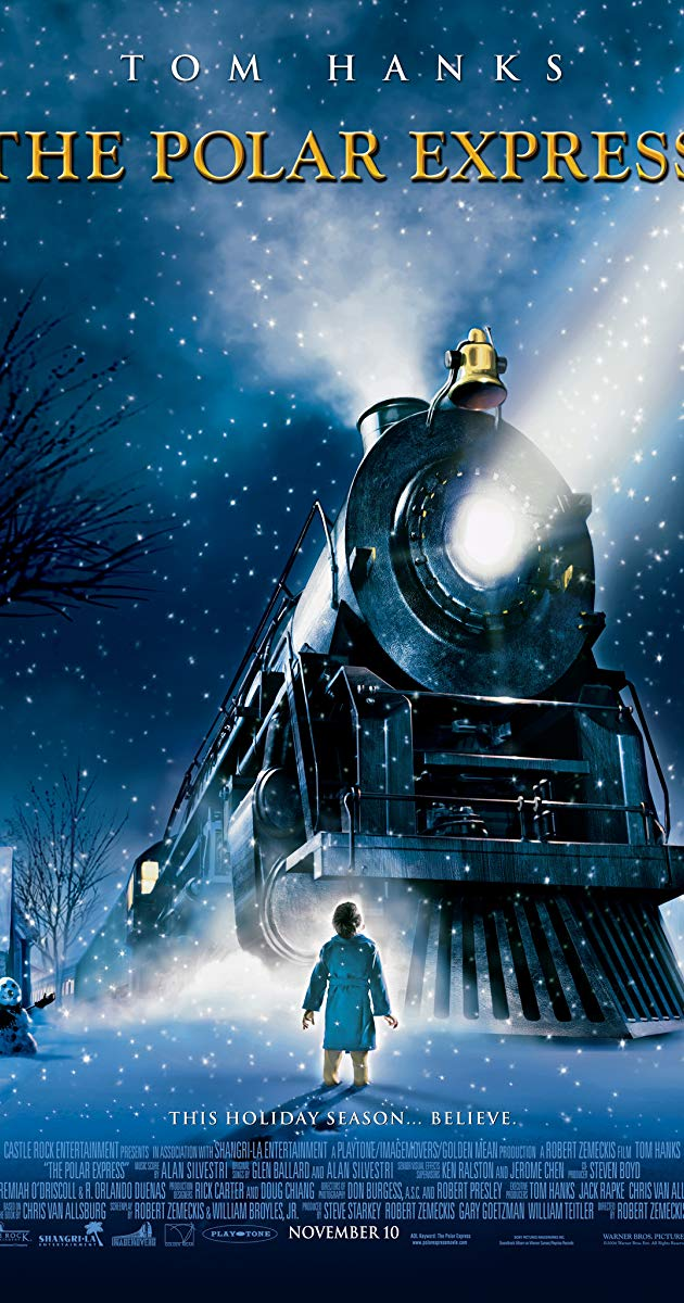 The Polar Express (2004).