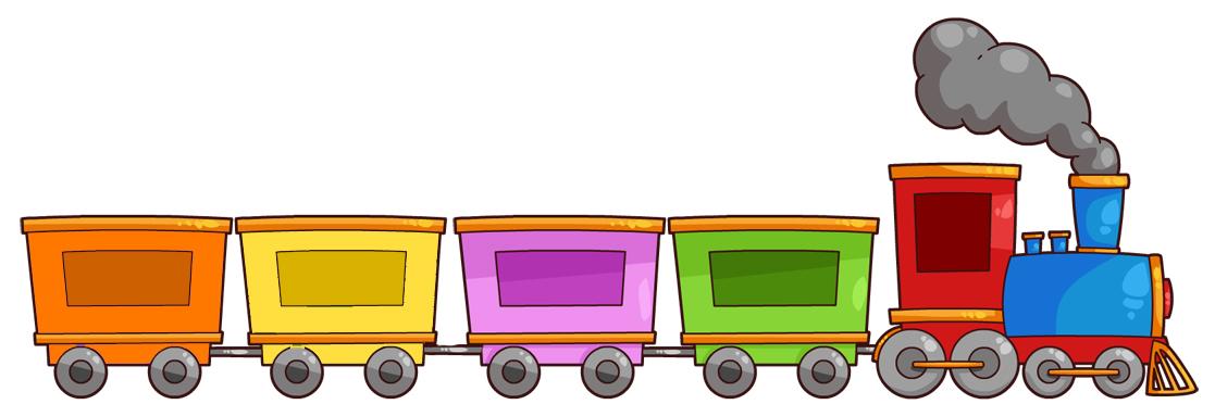 763 Trains free clipart.