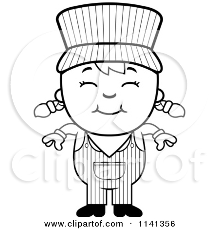 Showing post & media for Girl train conductor cartoon.