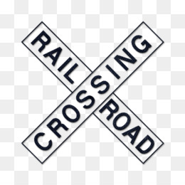 Level Crossing PNG and Level Crossing Transparent Clipart.