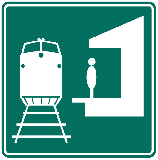 Train station clipart free.