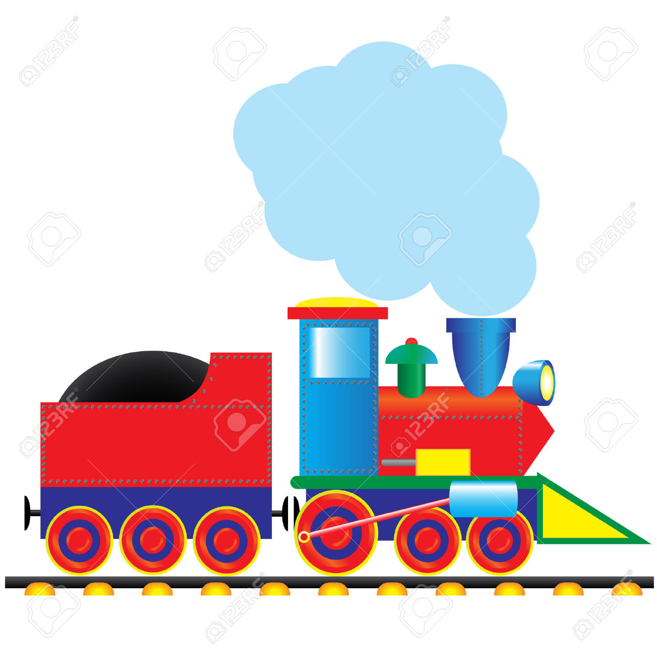Collection of Locomotive clipart.