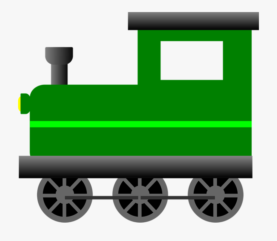 Clipart Train Engine.