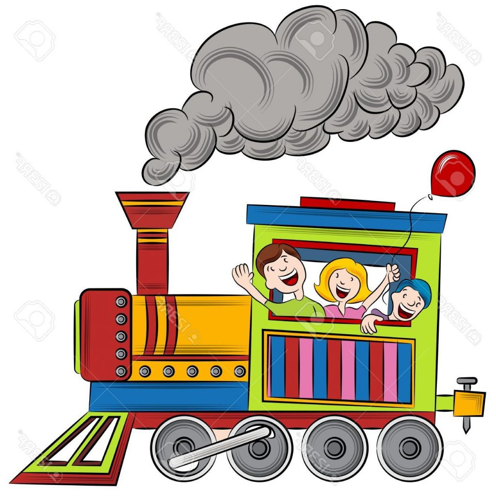Train Engine Clipart.