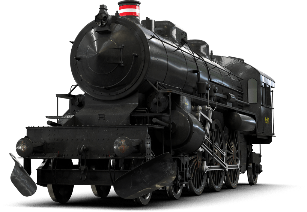 Train PNG Transparent Images.