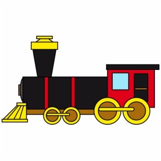 Free Train Clipart PNG Image, Transparent Train Clipart Png.