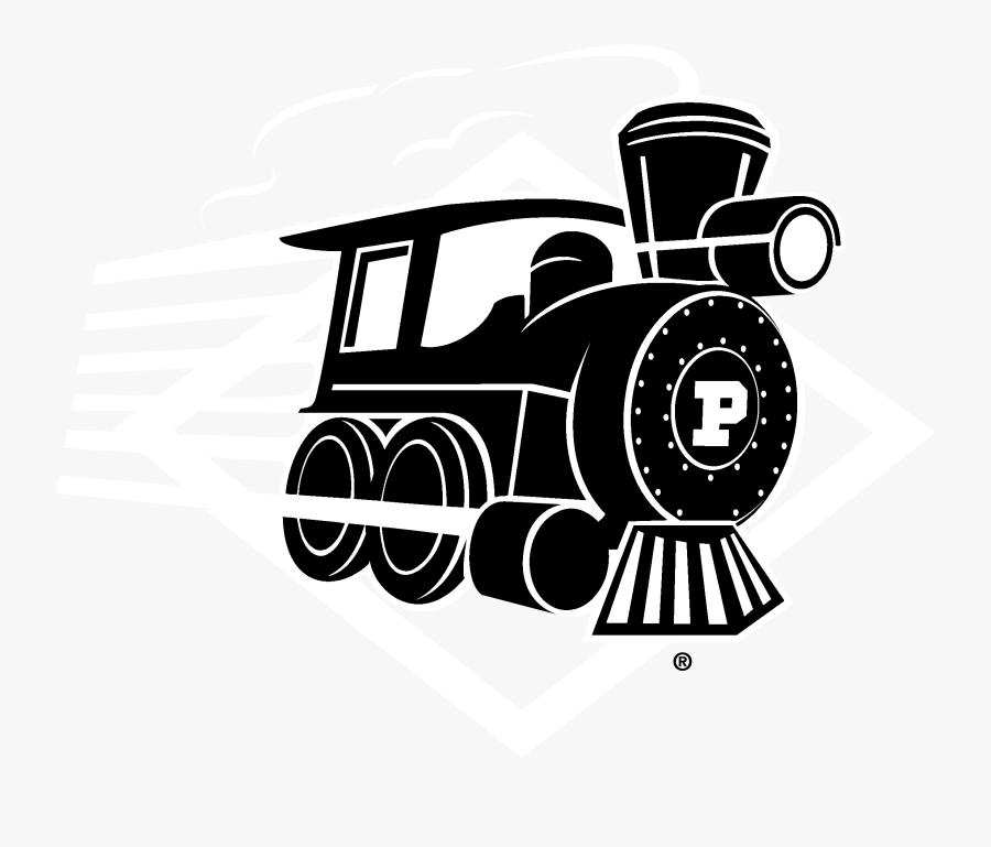 Clip Art Purdue Train Logo.