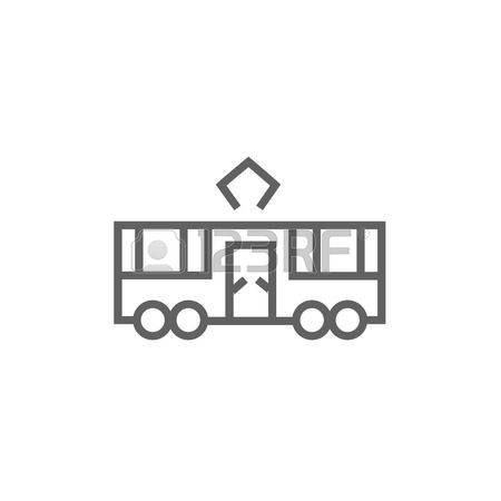 939 Tram Line Stock Illustrations, Cliparts And Royalty Free Tram.