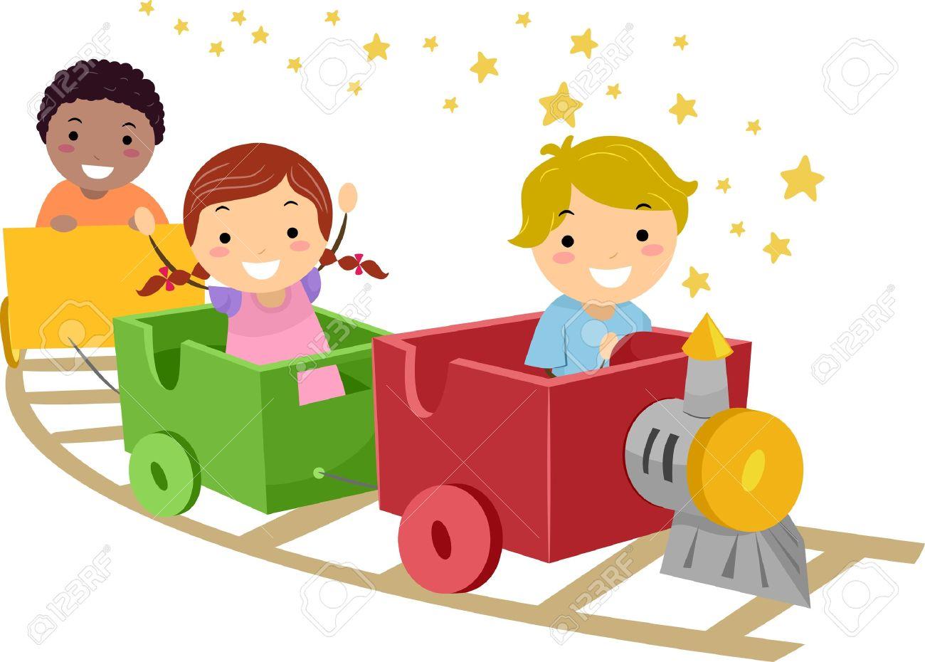 train ride clipart clipground