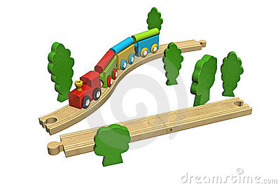 Clipart wood train table.