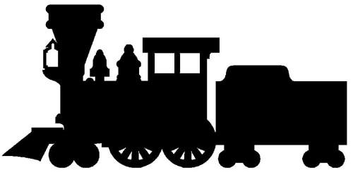 Free Train Silhouette Cliparts, Download Free Clip Art, Free.