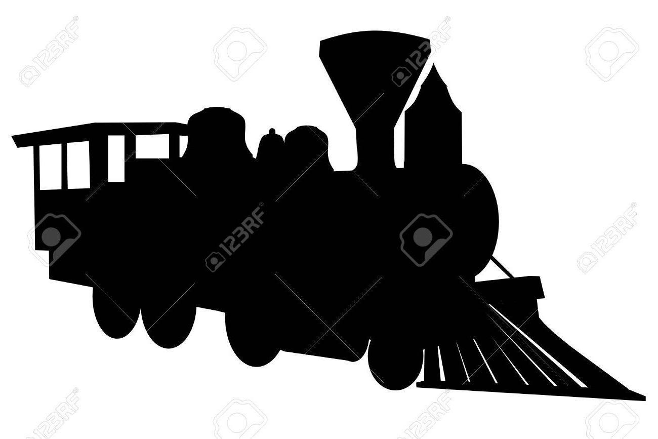 Top Train Silhouette Clip Art Pictures » Free Vector Art.