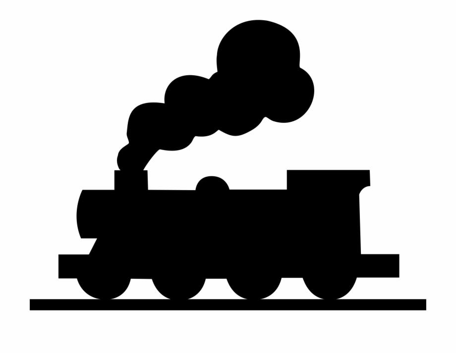 Train Silhouette Clipart At Getdrawings.