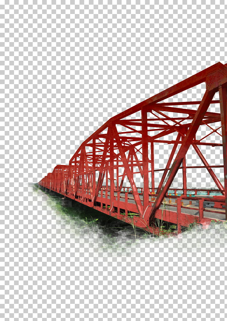 Xiluo Bridge Rail transport, Railway Bridge PNG clipart.