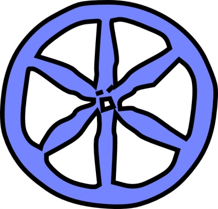 Clip art wheels.
