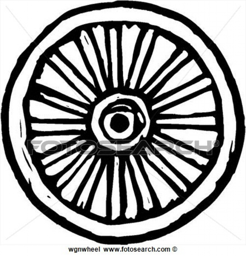 Locomotive Wheel Clip Art : Train wheel clipart clipground