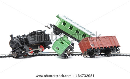 Train wreck clipart - Clipground