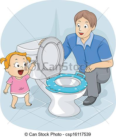 Potty trained Illustrations and Clip Art. 151 Potty trained.